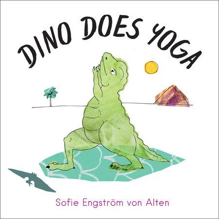 Dino Does Yoga