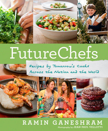 FutureChefs by Ramin Ganeshram