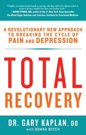 Total Recovery by Gary Kaplan and Donna Beech