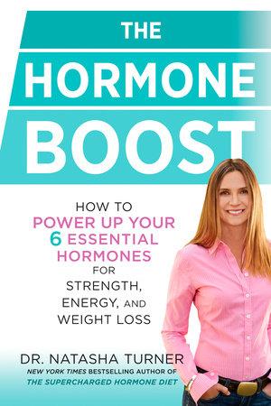 The Hormone Boost by Natasha Turner