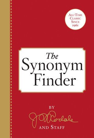The Synonym Finder by