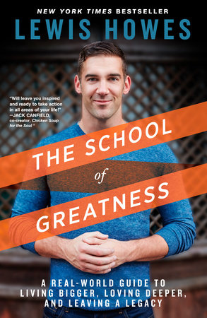 The cover of the book The School of Greatness