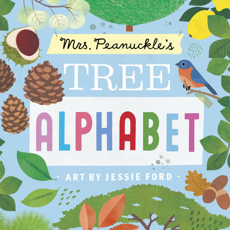 Mrs. Peanuckle's Tree Alphabet by Mrs. Peanuckle