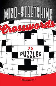Mind-Stretching Crosswords