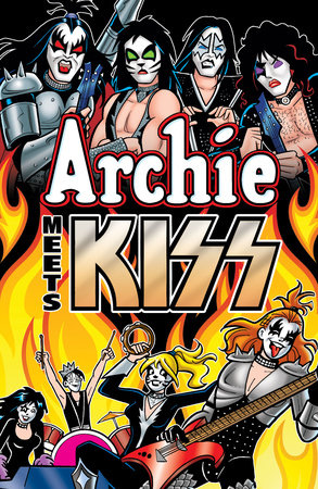 Archie Meets KISS by Alex Segura