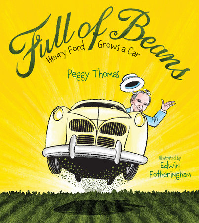 Full of Beans by Peggy Thomas