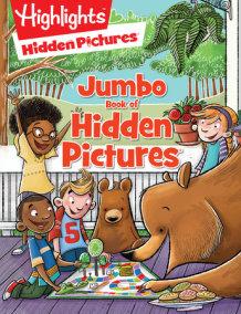 Jumbo Book of Hidden Pictures®