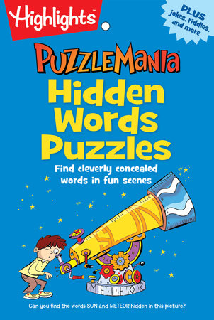 Hidden Words Puzzles