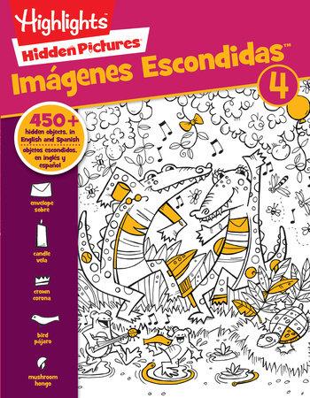 Hidden Pictures® Imágenes Escondidas(TM) 4