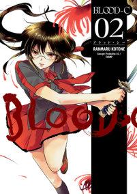 Blood-C Volume 2