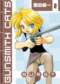 Gunsmith Cats: Burst Volume 2