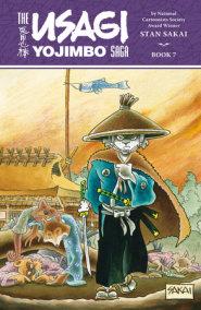 Usagi Yojimbo Saga Vol 7