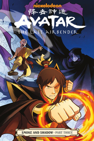 Avatar: The Last Airbender-Smoke and Shadow Part Three by Gene Luen Yang