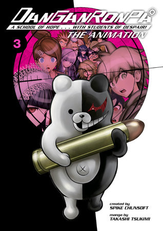 Danganronpa: The Animation Volume 3 by Various