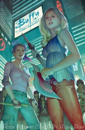 Buffy the Vampire Slayer Season 8 Library Edition Volume 2