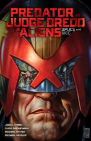 Predator Versus Judge Dredd Versus Aliens: Splice and Dice