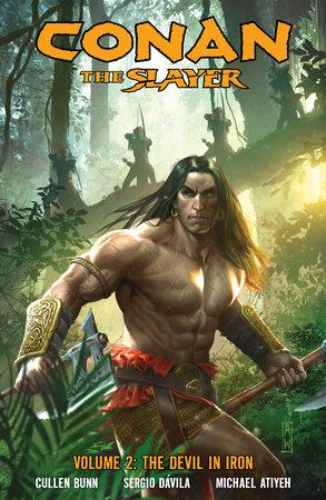 Conan the slayer volume 2 by cullen bunn penguinrandomhouse ebook fandeluxe Image collections
