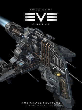 The Frigates of EVE Online by CCP