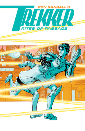 Trekker: Rites of Passage by Ron Randal