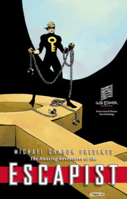 Michael Chabon Presents....The Amazing Adventures of the Escapist Volume 3