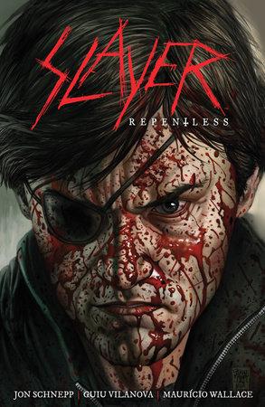 Slayer: Repentless by Jon Schnepp