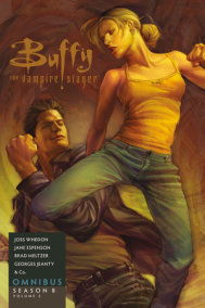 Buffy the Vampire Slayer Omnibus: Season 8 Volume 2