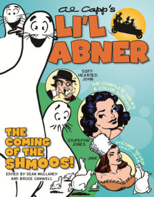 Li'l Abner: The Complete Dailies and Color Sundays, Vol. 7: 1947-1948