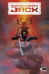 Samurai Jack Volume 4: The Warrior-King