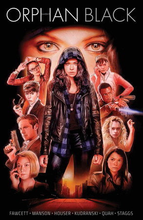 Orphan Black by Graeme Manson, John Fawcett and Jody Houser