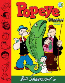 Popeye Classics Volume 7: Nothing and More!