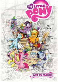 My Little Pony: Art is Magic!, Vol. 1