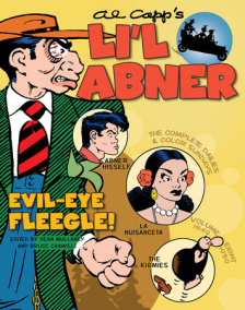 Li'l Abner: The Complete Dailies and Color Sundays, Vol. 8: 1949-1950