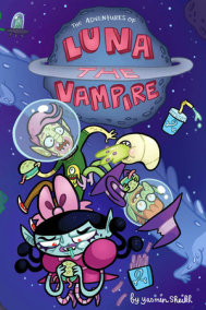 Luna the Vampire: Grumpy Space