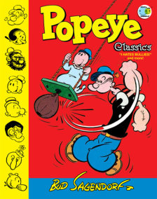 Popeye Classics Volume 8: I Hate Bullies and More