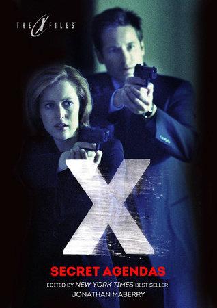 X Files Secret Agendas By Andy Mangels John Gilstrap Joe Harris And