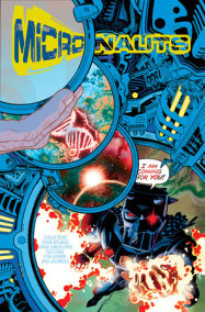 Micronauts, Vol. 1: Entropy