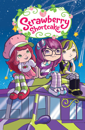 Strawberry Shortcake Volume 2 Strawberry Noir By Georgia Ball