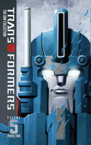 Transformers: IDW Collection Phase Two Volume 5