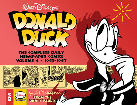 Walt Disney's Donald Duck: The Daily Newspaper Comics Volume 4