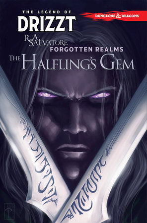 Dungeons & Dragons: The Legend of Drizzt Volume 6 - The Halfling's Gem by R.A. Salvatore