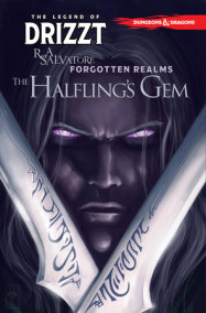 Dungeons & Dragons: The Legend of Drizzt Volume 6 - The Halfling's Gem