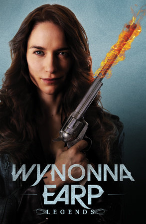 Wynonna Earp, Vol. 2: Legends by Beau Smith, Tim Rozon and Melanie Scrofano