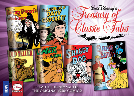 Walt Disney's Treasury of Classic Tales, Vol. 2