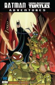 Batman/Teenage Mutant Ninja Turtles Adventures