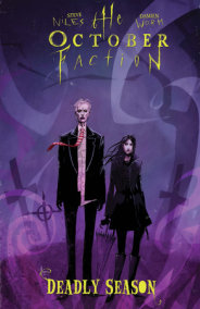 The October Faction, Vol. 4: Deadly Season