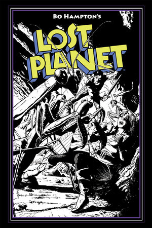 Lost Planet by Bo Hampton