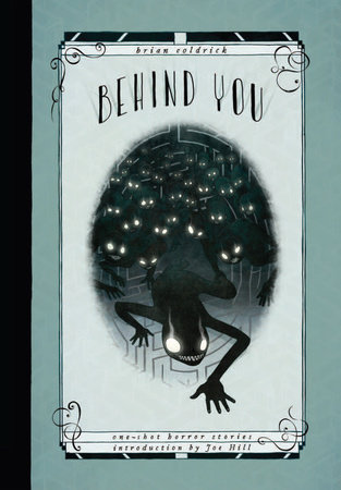 The cover of the book Behind You: One-Shot Horror Stories