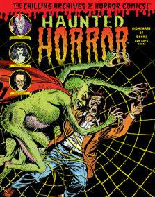Haunted Horror: Nightmare of Doom!