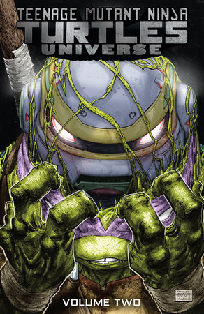 Teenage Mutant Ninja Turtles Universe, Vol. 2: The New Strangeness by John Lees, Ryan Ferrier and Sophie Campbell