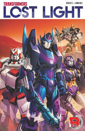 Transformers: Lost Light, Vol. 1